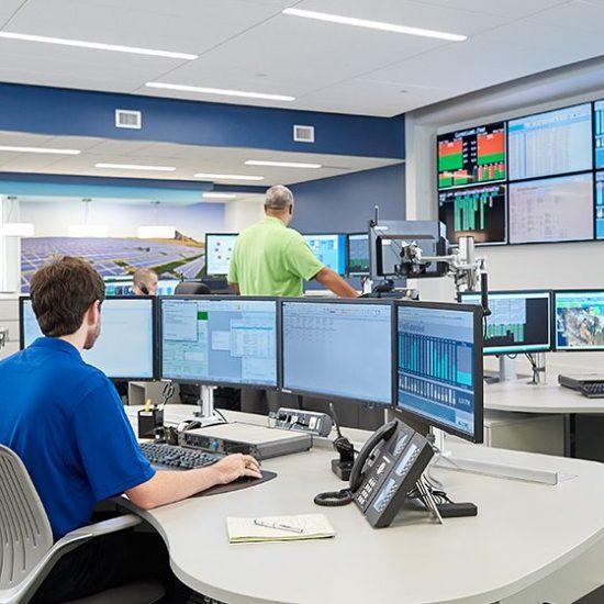 Utilities Control Centre
